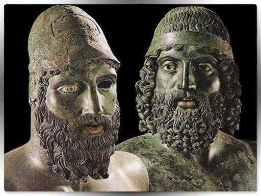 Bronzi di Riace   Museo Nazionale della Magna Grecia   Reggio Calabria